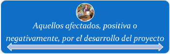 concepto stakeholders