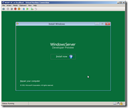 windows server 2012 II